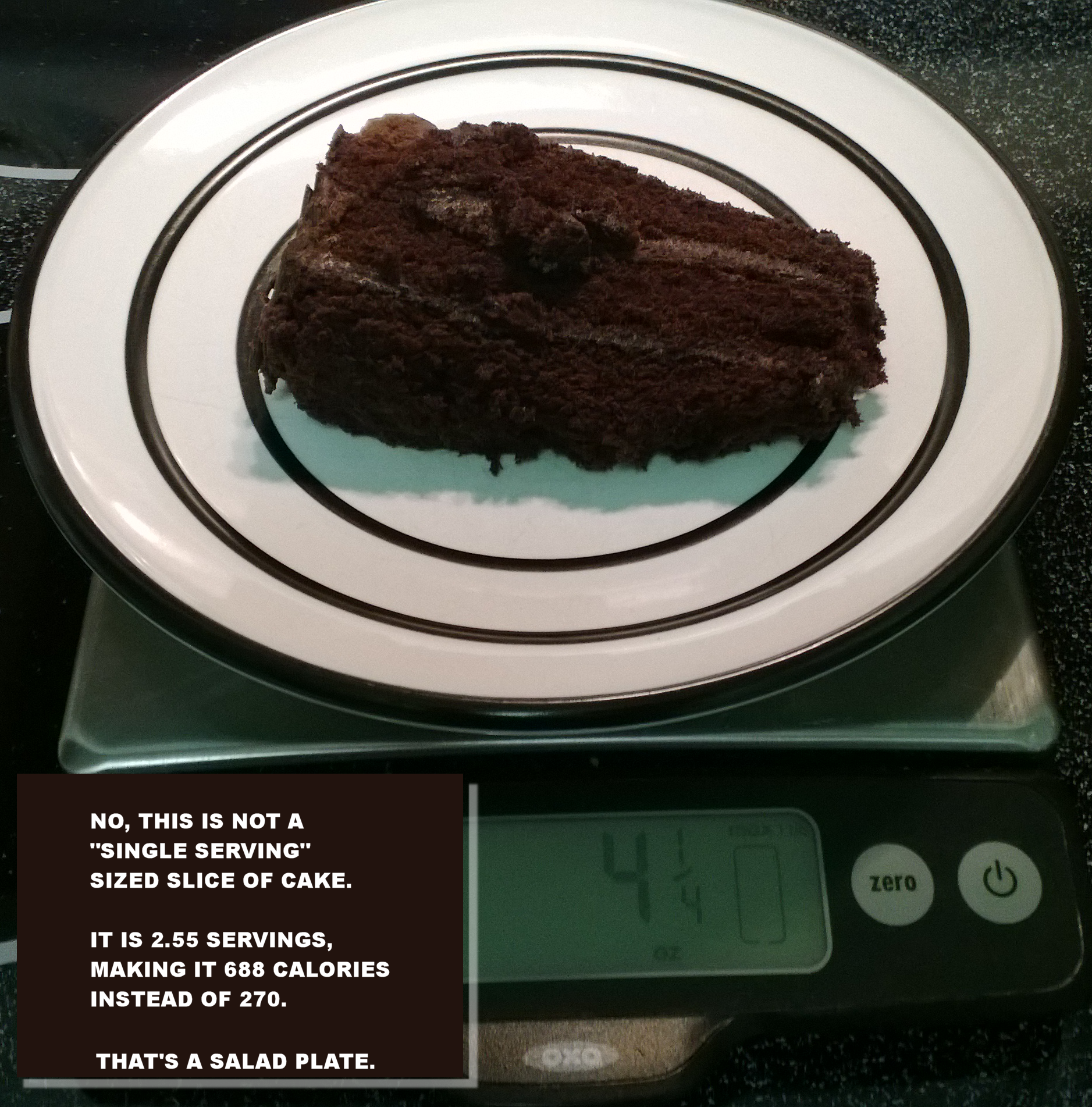 How Many Calories In A Piece Of Birthday Cake
