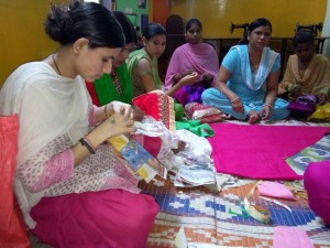 Help Renu, a Sewing Teacher, Empower a Women's Sewing Circle